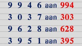 มาแล้วใครรอ เลขเด็ด ชุด3ตัว พิเศษ จัดให้ตรุงๆ เลขเด็ดแม่นๆ